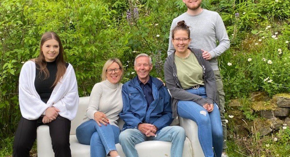 Eine liebenwürdige Familie